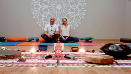 Dreamtime meditation and Sound Healing workshop