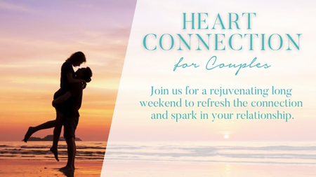 Heart Connection for Couples - workshop
